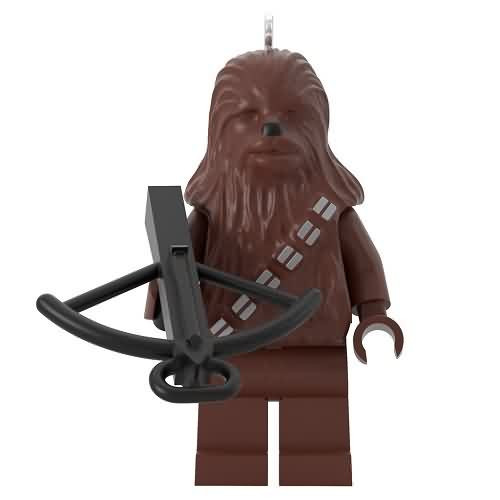 2020 Lego - Chewbacca Hallmark ornament (QXI6021)