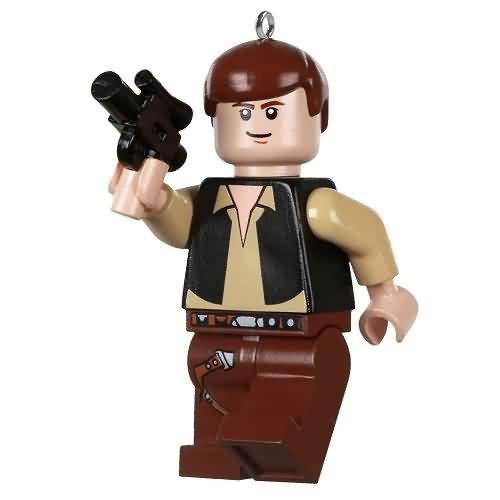 2020 Lego - Han Solo Hallmark ornament (QXI6014)