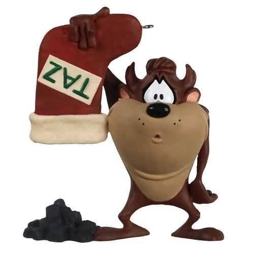 2020 Looney Tunes - Stocking Stuff Hallmark ornament (QXI2451)