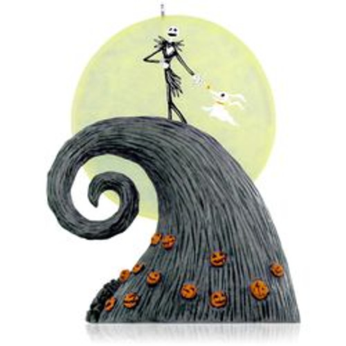2015 Nightmare Before Christmas - Here Comes the Pumpkin King