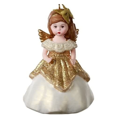 2020 Madame Alexander #25 - Twinkling Star Angel Hallmark ornament (QXR9101)