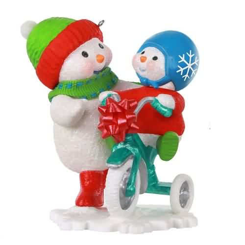 2020 Making Memories #13 - Trike Hallmark ornament (QXR9144)