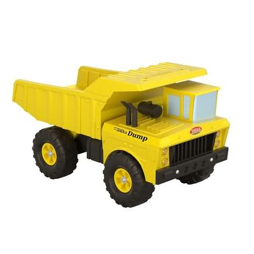 2020 Mighty Tonka Dump Truck Hallmark ornament (QXI2504)