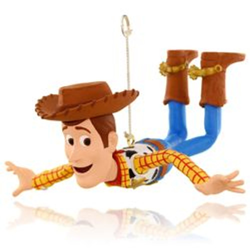 2015 Disney - Woody is on a Mission