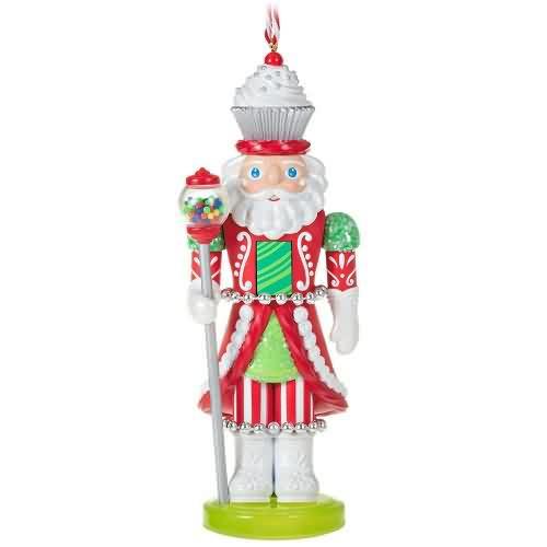 2020 Noble Nutcrackers #2 - Confectionery King Hallmark ornament (QXR9331)