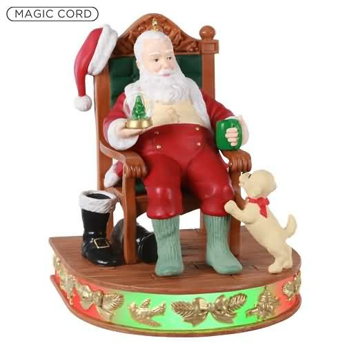 2020 Once Upon a Christmas #10F Hallmark ornament (QXR9174)