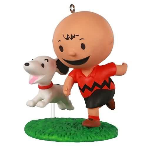 2020 Peanuts - A Boy and His Dog Hallmark ornament (QXI2784)