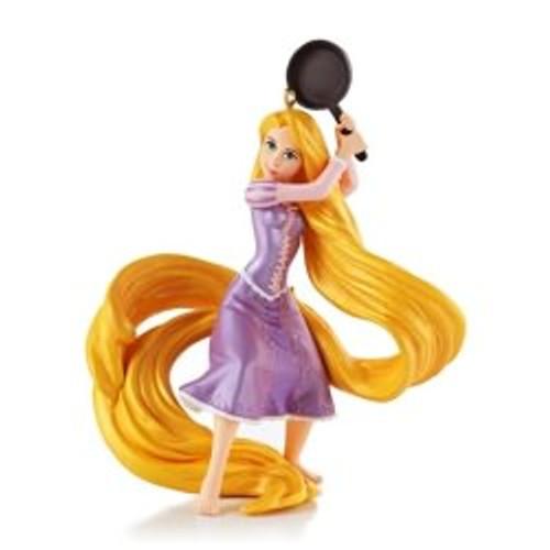 2013 Disney - Rapunzel - Fierce With A Frying Pan