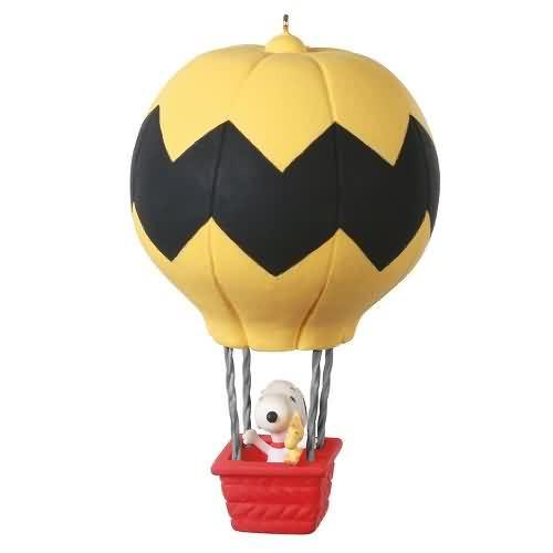2020 Peanuts - Smooth Sailing Hallmark ornament (QXI2774)