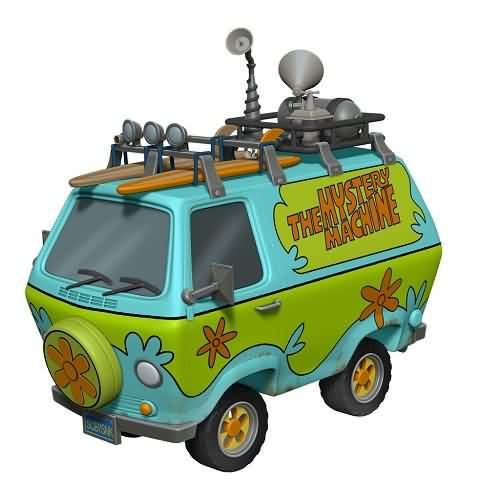 2020 Scooby Doo - The Mystery Machine Hallmark ornament (QXI2351)