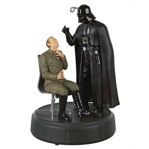 2020 Star Wars - A Lack of Faith Hallmark ornament (QXI6064)