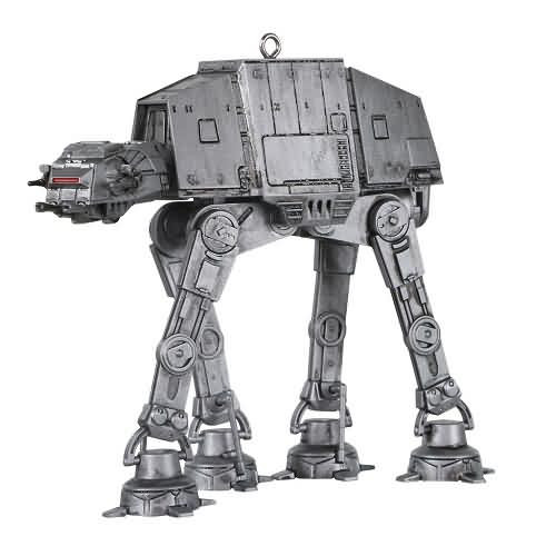 2020 Star Wars - Imperial AT-AT Walker Hallmark ornament (QXI2511)