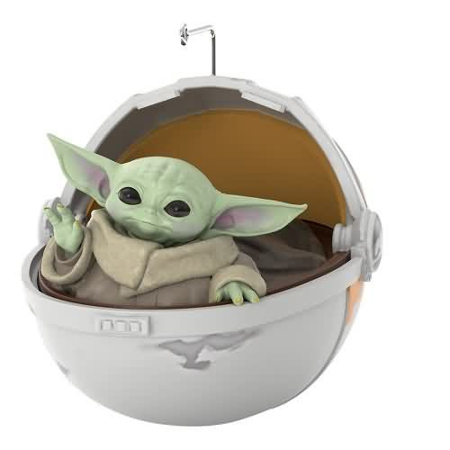 2020 Star Wars - The Child Hallmark ornament (QXI6254)
