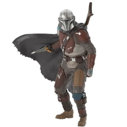 2020 Star Wars - The Mandalorian Hallmark ornament (QXI6034)