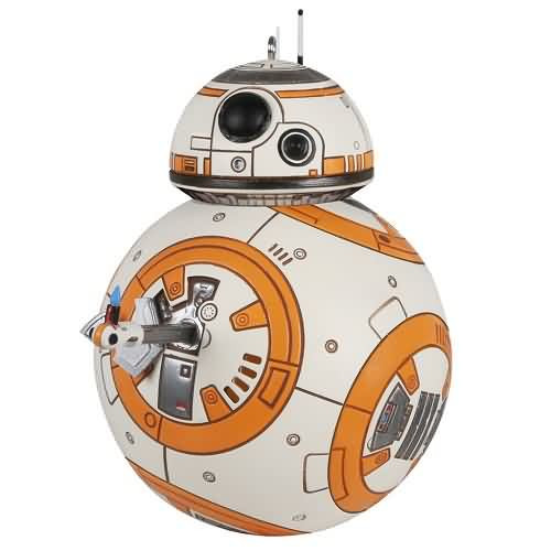 2020 Star Wars #24 - BB-8 Hallmark ornament (QXR9351)