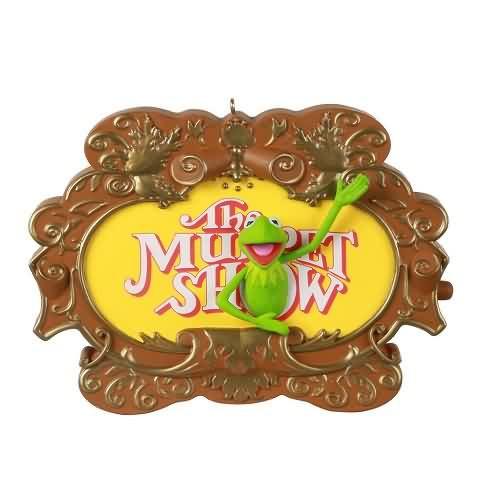 2020 The Muppet Show Hallmark ornament (QXD6411)