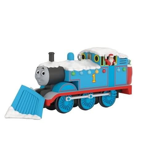2020 Thomas the Tank - Santa's Helper Hallmark ornament (QXI2634)