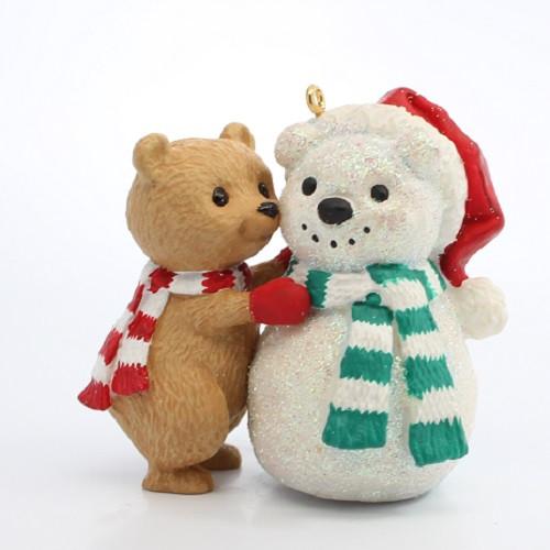 2005 Snow Bear Buddies Colorway (QXG4432-C)