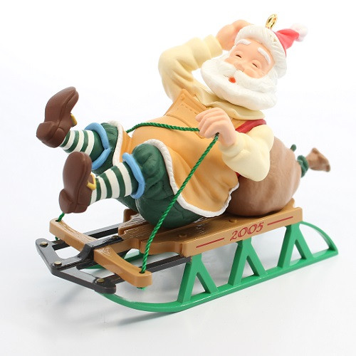 2005 Toymaker Santa #6 - Colorway