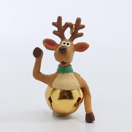 2000 Christmas Bells #6 - Reindeer Colorway (QXM5964C)