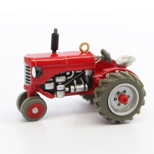 2001 Antique Tractors #5 - Colorway (QXM5252C)