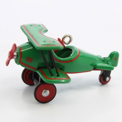 2002 Kiddie Car Mini #8 - 1930 Custom Biplane Colorway (QXM4333C)