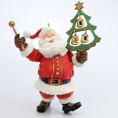 2000 Jingle Bell Kringle - Club