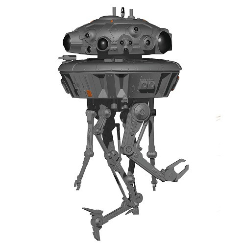 2020 Star Wars - Imperial Probe Droid - Comic Con (QMP4114)