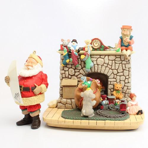 1993 Santa's Favorite Stop - Signed
