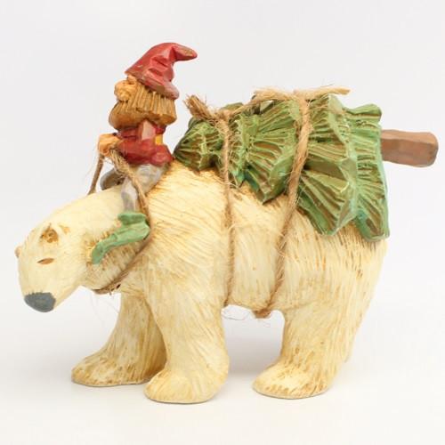 1993 Folk Art - Polar Bear Adventure