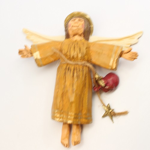 1993 Folk Art - Angel in Flight (QK1052)