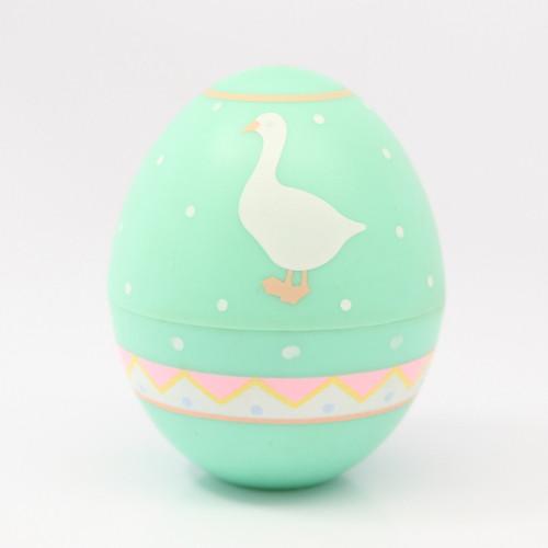 1988 Egg - Goose - Green
