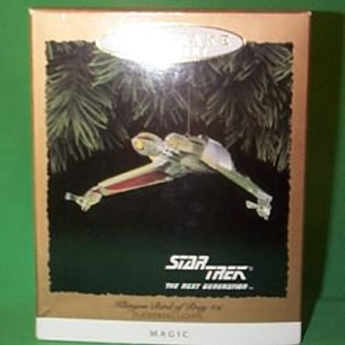1994 Star Trek - Klingon Bird Of Prey