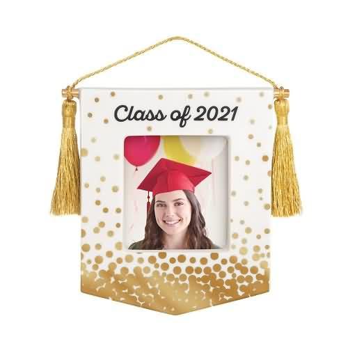 2021 Congrats Grad Hallmark ornament (QHX4062)
