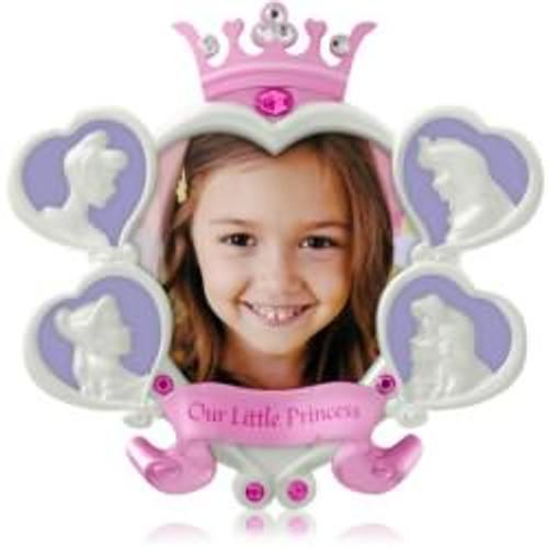 2014 Disney - Our Little Princess - Photo Holder