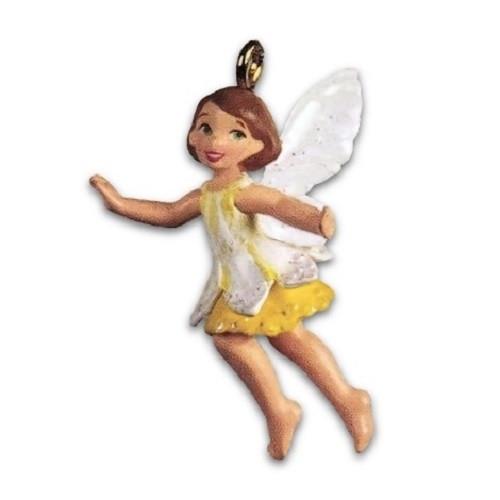 2021 Fairy Messengers - Dainty Daffodil Hallmark ornament (QXM8262)