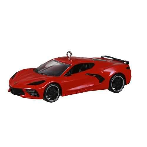 2021 2020 Chevrolet Corvette Stingray Hallmark ornament (QXI7302)