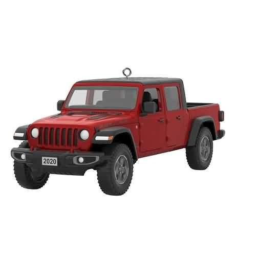 2021 2020 Jeep Gladiator Rubicon Hallmark ornament (QXI7282)