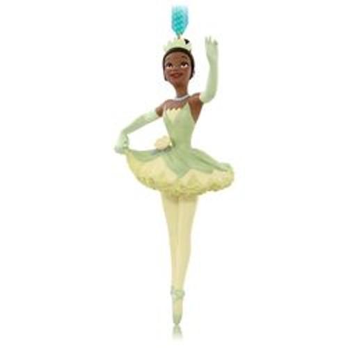 2015 Disney - Tiana Ballerina
