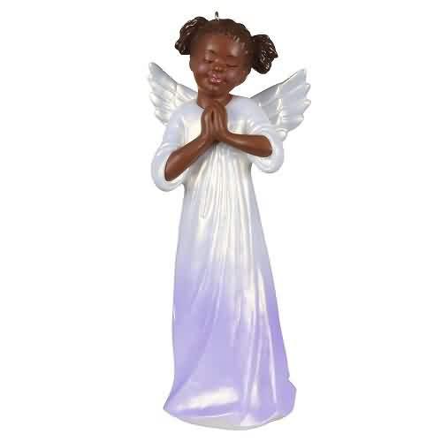 2021 Angel Of Innocence Hallmark ornament (QSM7855)