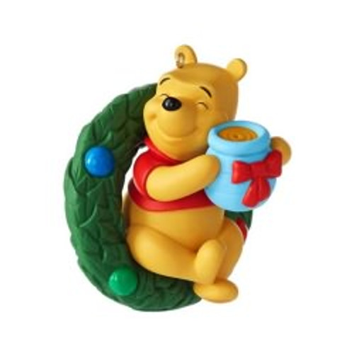 2013 Winnie The Pooh - A Hunny Of A Holiday