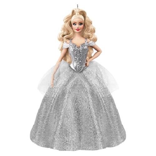 2021 Barbie - Holiday #7 - Caucasian (QXR9275)