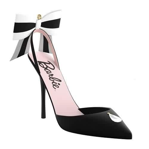 2021 Barbie - Shoe-Sational Hallmark ornament (QK1372)