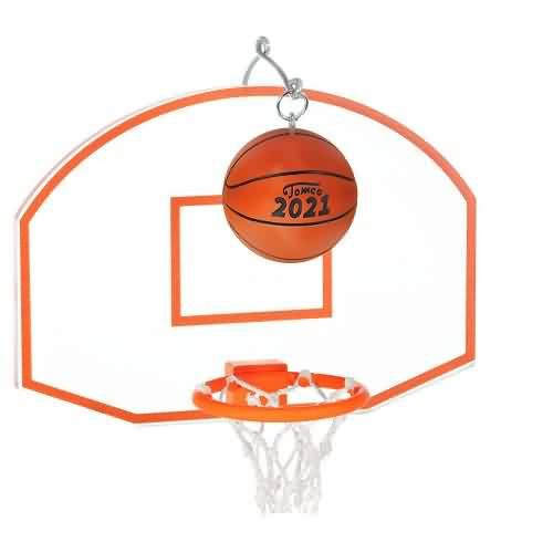 2021 Basketball Star Hallmark ornament (QGO2245)