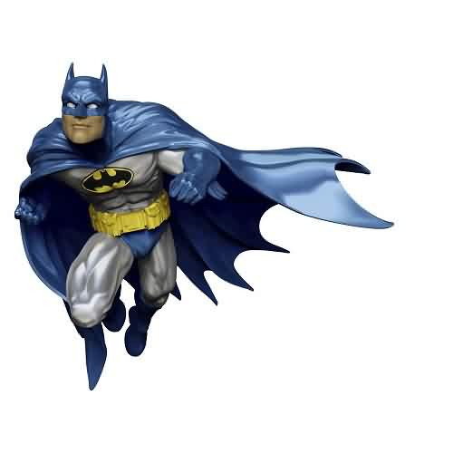 2021 Batman - The Worlds Greatest Detective Hallmark ornament (QXI7166)