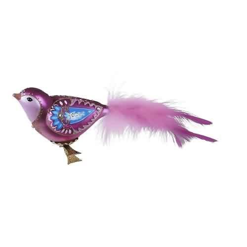 2021 Beautiful Bird Hallmark ornament (QK2065)