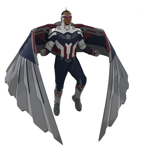2021 Captain America - Sam Wilson (QXI7482)