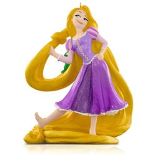 2015 Disney - Rapunzel and Pascal