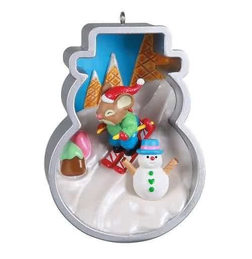 2021 Cookie Cutter Christmas #10 Hallmark ornament (QXR9182)