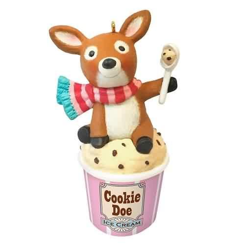 2021 Cookie Doe Hallmark ornament (QGO2275)